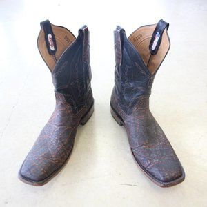 Rios of Mercedes Elephant Boots - Size 13
